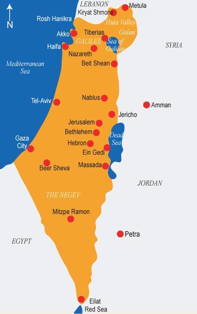 karta över israel på jesu tid Diskussion 1 | Som det faller sig karta över israel på jesu tid